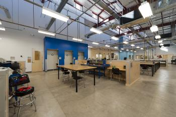 TechShop workbenches