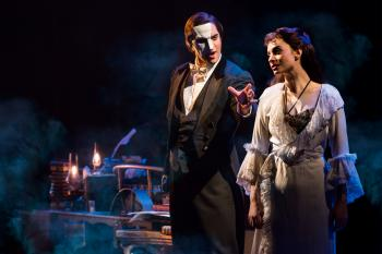 "Cameron Mackintosh's new production of Andrew Lloyd Webber's ""The Phantom of the"