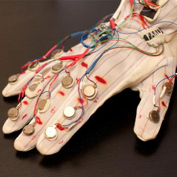 sensing glove