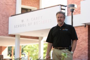Assistant Dean Tim Desch