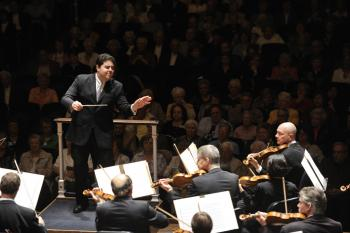 "Phoenix Symphony Music Director Tito Muñoz will conduct the ASU Symphony Orchestra in Stravinsky's ""Rite of Spring"" at ASU Gammage."