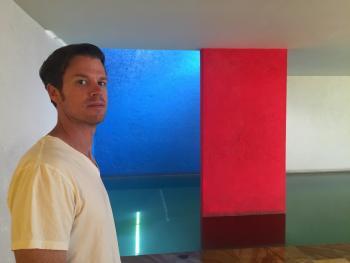 ASU Interior Architecture Student Travis Bradley