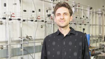 Ryan Trovitch Receives an NSF CAREER Award