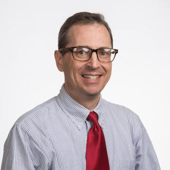 Mike Tueller, associate professor of ancient Greek