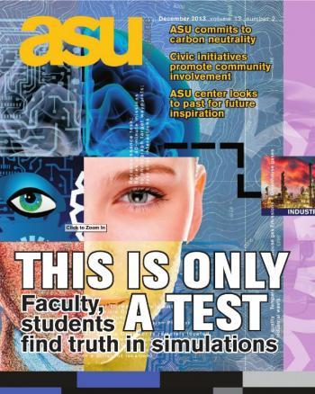 ASU Magazine December 2013