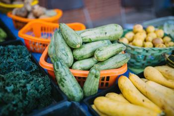 Fresh and Local event tempe sdfc produce for sale