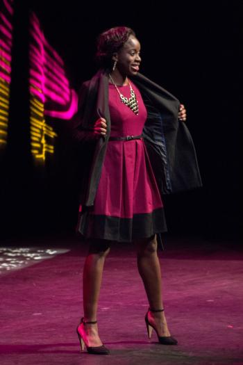 Sun Devils Wear Prada fashion event