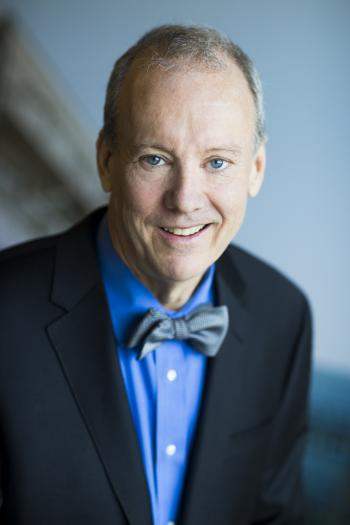 portrait of ASU Wrigley Institue board member William McDonough