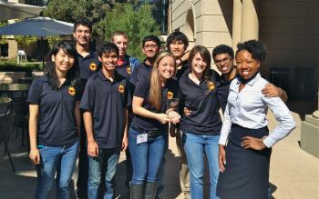 ASU iGEM team wins gold at regional competition