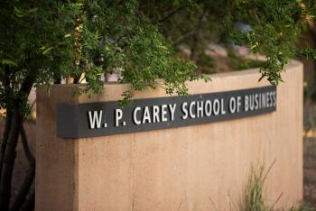 W. P. Carey sign