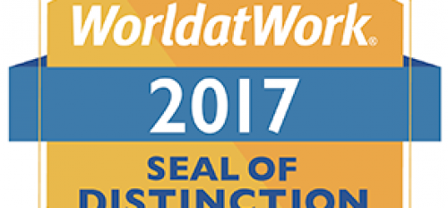 World at Work Seal of Distinction logo