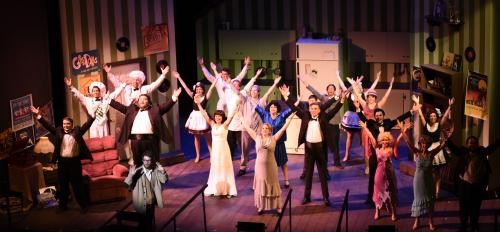 Lyric Opera Theatre's production of The Drowsy Chaperone