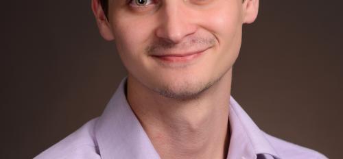 portrait of ASU graduate Kyle Renick