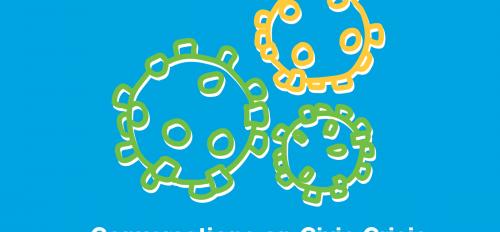 Pandemic Dialogues Podcast logo