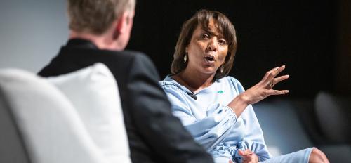 Waymo's Takedra Mawakana talks self-driving cars at ASU
