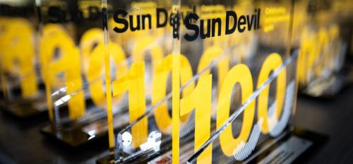 Sun Devil 100 awards