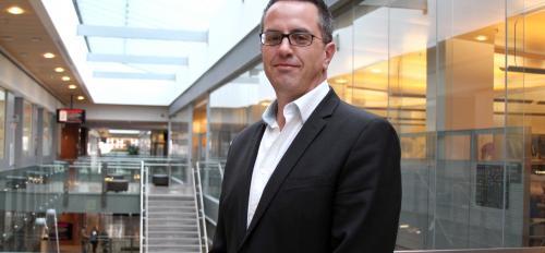 ASU Biodesign Institute researcher Joseph Blattman