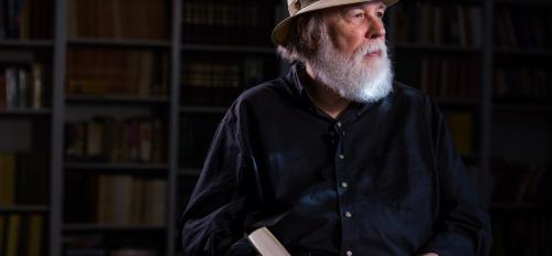 ASU Regents' Professor Norman Dubie