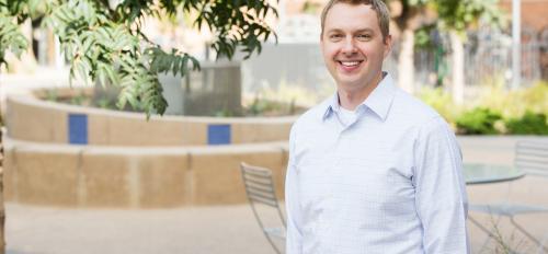 ASU professor Ned Wellman