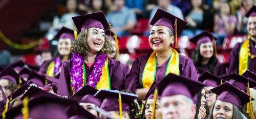 Starbucks graduates