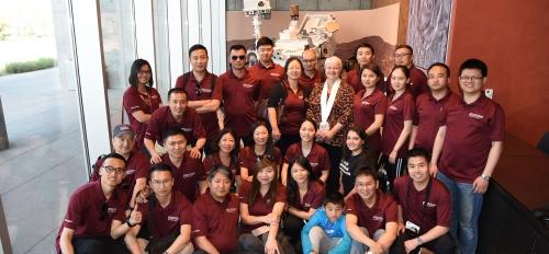 Executive MBA China Program students