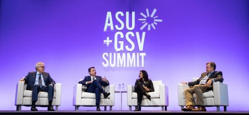 ASU GSV summit