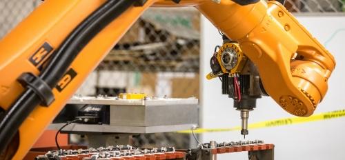 Raytheon Robot