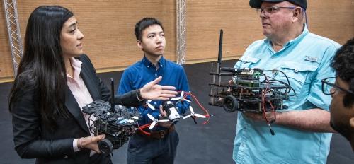 ASU drones aid DEMA rescue