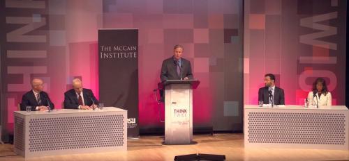 McCain Institute panel