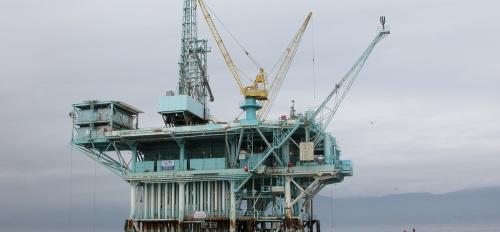 dos cuadras oil platform