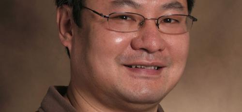 portrait of ASU researcher Yixin Shi