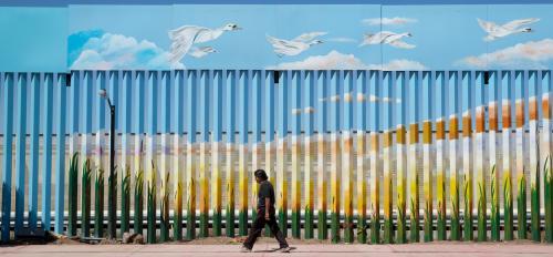 U.S.-Mexico border poll