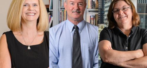 Outstanding Doctoral Mentors