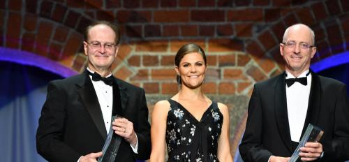 Bruce Rittmann, H.R.H. Crown Princess Victoria of Sweden, Mark van Loosdrecht