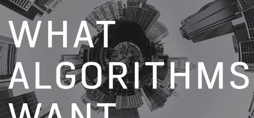 What Algorithms Want book by Ed Finn