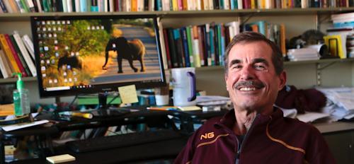Professor Hal Smith