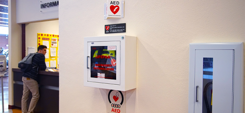AED/CPR Awareness training offered at ASU may save lives.