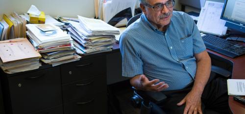 ASU professor John W. Tippeconnic III