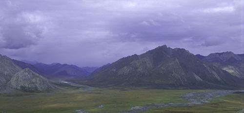 North Alaskan wilderness