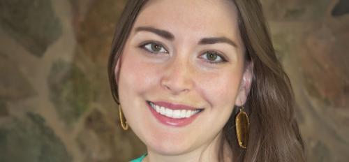 Arizona State University alumna, Amanda Ventura