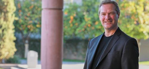 ASU professor Andrew Maynard