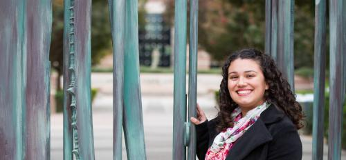 ASU graduate Sandra Vazquez Salas