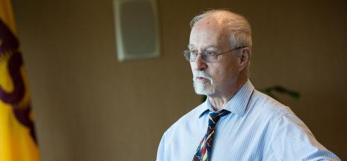 ASU Regents Professor Irwin Sandler
