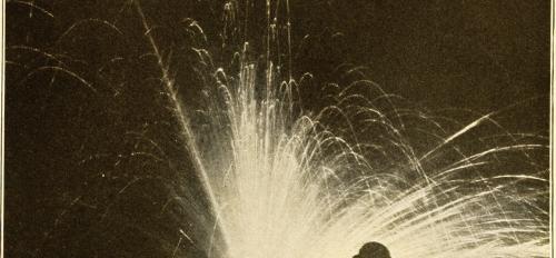 Fismett Bomb Explodes