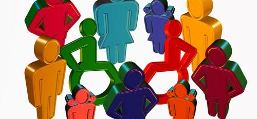 group person inclusion