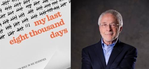 headshot of ASU prof Lee Gutkind and his new memoir