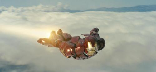 An image of the comic book character Iron Man