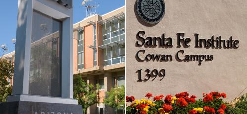 Arizona State University and Santa Fe Institute partner