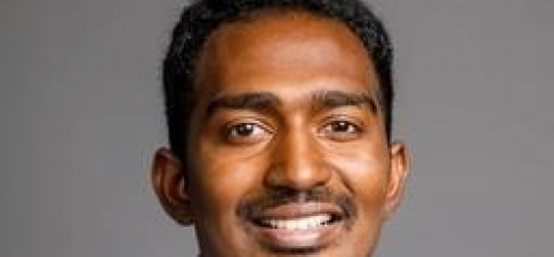 Portrait of Hari Meyyappan