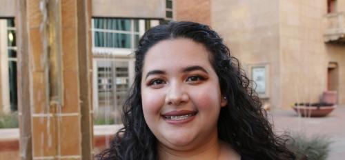 ASU grad Monica Medina